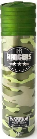 Дезодорант мужской Rangers Warrior 200 мл 214080 kingston frontenacs at kitchener rangers