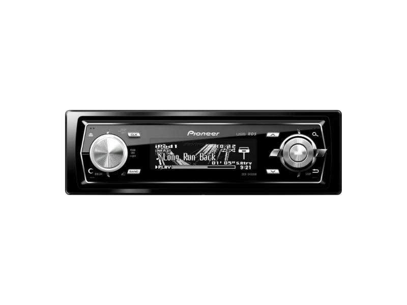 Автомагнитола Pioneer DEH-9450UB CD MP3 USB 1DIN 4x50Вт Черный адаптер для держателя фляги sks 10505 выскопрочный пластик черный 0 10505