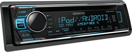 Автомагнитола Kenwood KDC-210UI USB MP3 CD FM 1DIN 4х50Вт черный автомагнитола kenwood kdc 300uv usb mp3 cd fm rds 1din 4х50вт черный