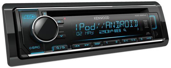 Автомагнитола Kenwood KDC-220UI USB MP3 CD FM RDS 1DIN 4х50Вт черный statistics for business and economics