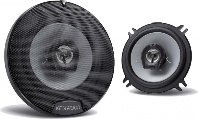 Автоакустика Kenwood KFC-1752RG коаксиальная 2-полосная 17см 50Вт-300Вт