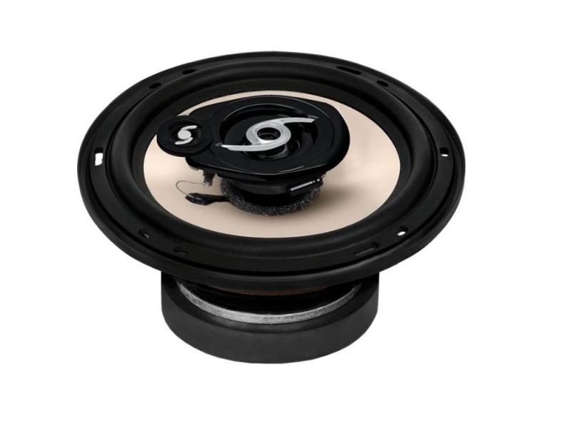 Автоакустика Soundmax SM-CSA603 коаксиальная 3-полосная 16см 90Вт-180Вт