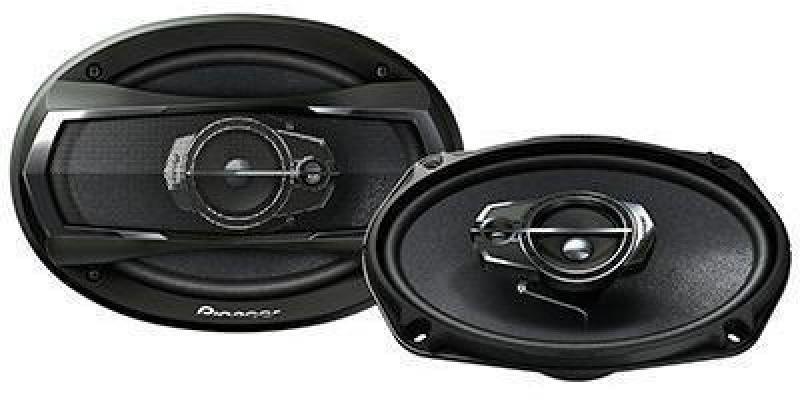 Автоакустика Pioneer TS-A6933I коаксиальная 3-полосная 15x23см 60Вт-420Вт акустическая система pioneer ts a6933i