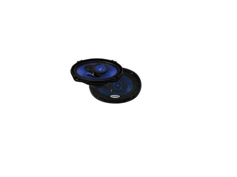 Автоакустика Soundmax SM-CSE693 коаксиальная 3-полосная 15-23см 110Вт-220Вт автоакустика sony xs fb1030 коаксиальная 3 полосная 10см 30вт 220вт