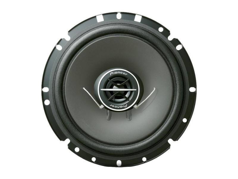 Автоакустика Pioneer TS-1702I коаксиальная 2-полосная 16см 35Вт-170Вт автомагнитола kenwood kdc 300uv usb mp3 cd fm rds 1din 4х50вт черный