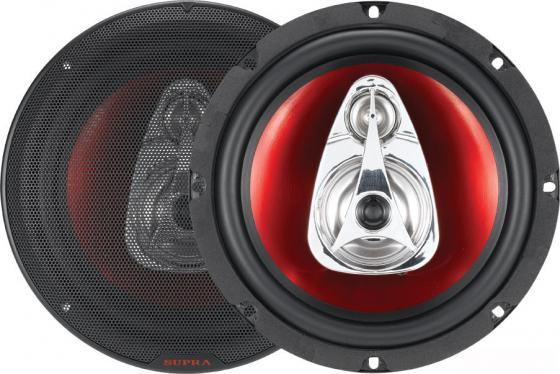 Автоакустика Supra RLS-830 коаксиальная 3-полосная 20см 120Вт-310Вт автомагнитола kenwood kdc 151ry usb mp3 cd fm 1din 4х50вт черный