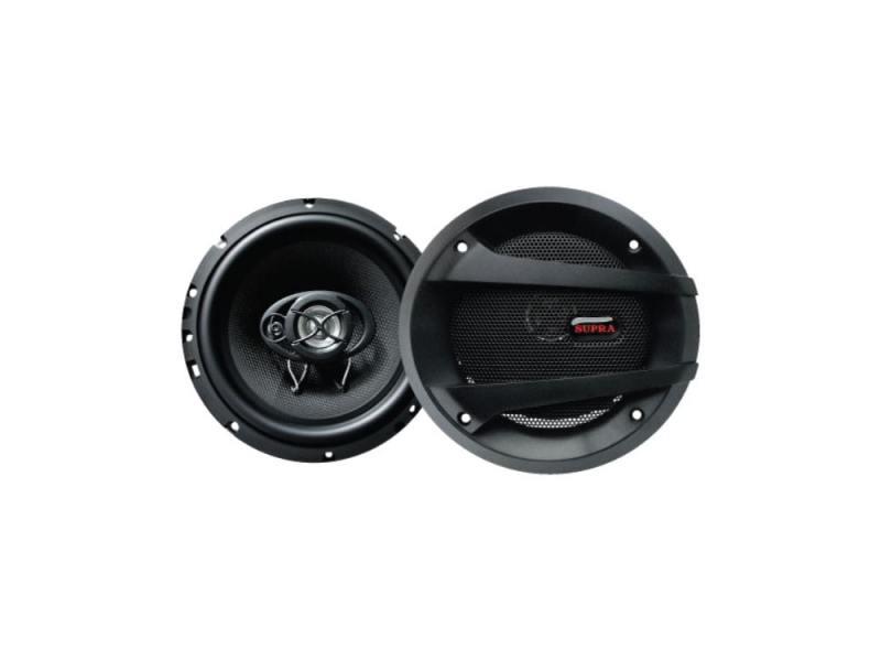 Автоакустика Supra SBD-1703 коаксиальная 3-полосная 16см 70Вт-190Вт колонки автомобильные supra sbd 1703