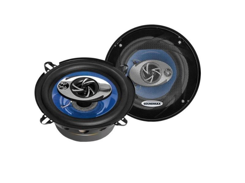 Автоакустика Soundmax SM-CSD503 коаксиальная 3-полосная 13см 60Вт-120Вт коаксиальная автоакустика supra ssb 69