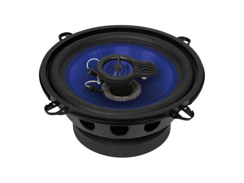 Автоакустика Soundmax SM-CSE403 коаксиальная 3-полосная 10см 50Вт-100Вт автоакустика sony xs fb1030 коаксиальная 3 полосная 10см 30вт 220вт