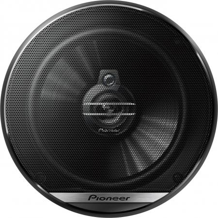 Автоакустика Pioneer TS-G1730F коаксиальная 3-полосная 17см 40Вт-300Вт автоакустика pioneer ts 1701i широкополосная 17см 35вт 170вт
