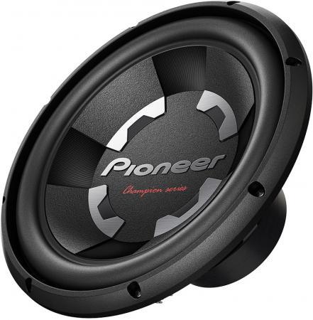 Сабвуфер Pioneer TS-300D4 динамик 12 400Вт-1400Вт 4Ом сабвуфер pioneer ts 300s4 динамик 12 400вт 1400вт 4ом