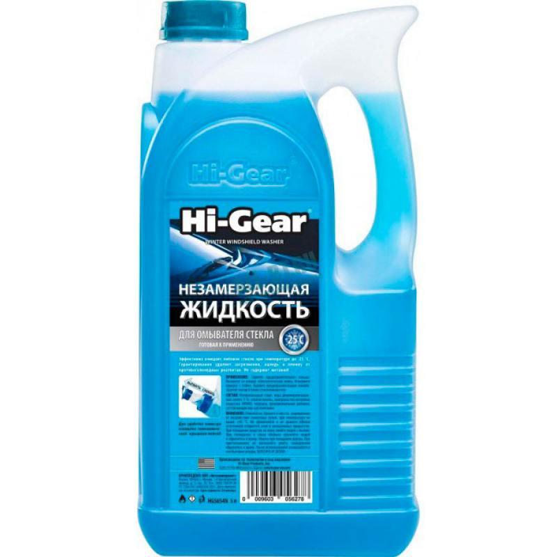 Незамерзающая жидкость Hi Gear HG 5654 N