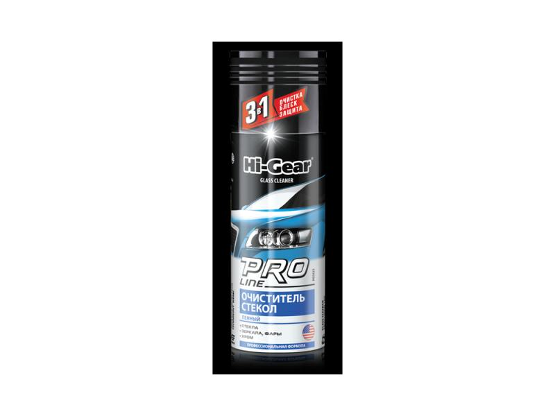 Очиститель стекол PRO Line (пенный) проф.формула Hi Gear HG 5623 салфетки hi gear hg 5585