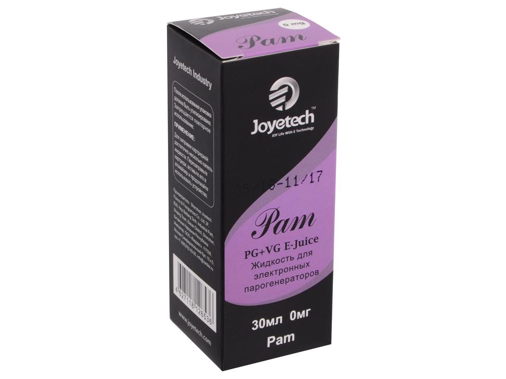 Жидкость для заправки электронных сигарет Joyetech Pam (Parliament) (0 mg) 30 мл