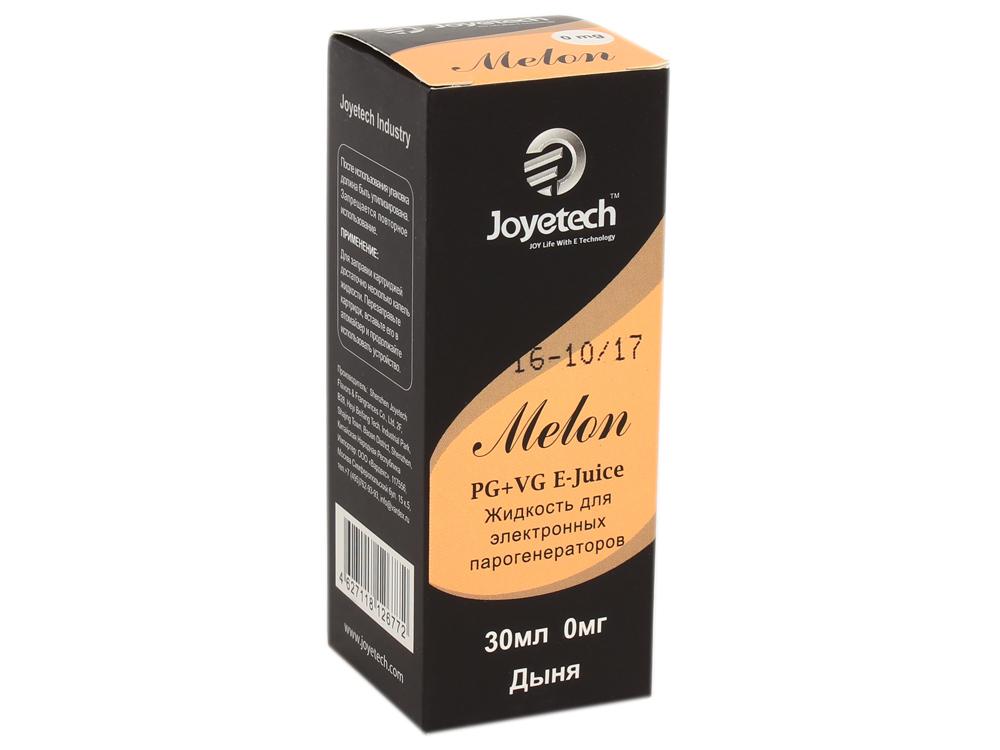 Жидкость для заправки электронных сигарет Joyetech Дыня (0 mg) 30 мл аккумулятор qumo poweraid slim smart 4000 mah black