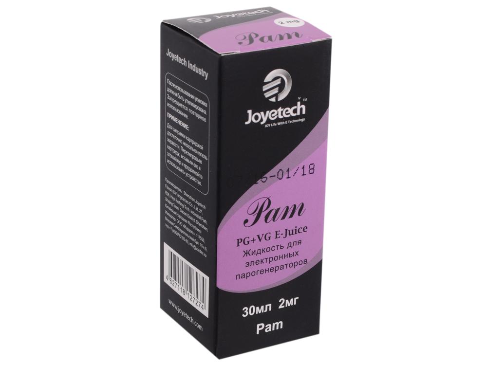 Жидкость для заправки электронных сигарет Joyetech Pam (Parliament) (2 mg) 30 мл