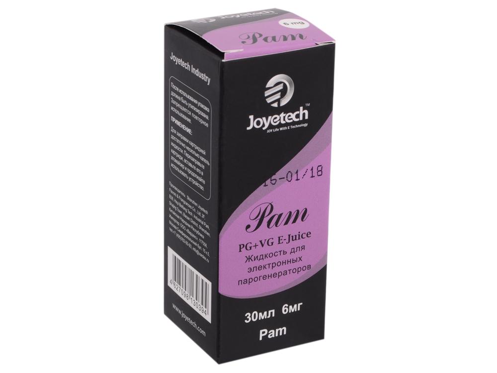 Жидкость для заправки электронных сигарет Joyetech Pam (Parliament) (6 mg) 30 мл