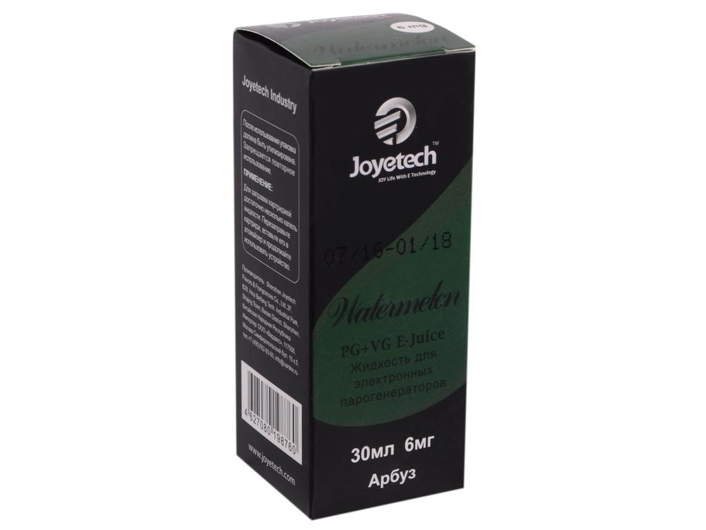 Жидкость для заправки электронных сигарет Joyetech Pam Арбуз (6 mg) 30 мл