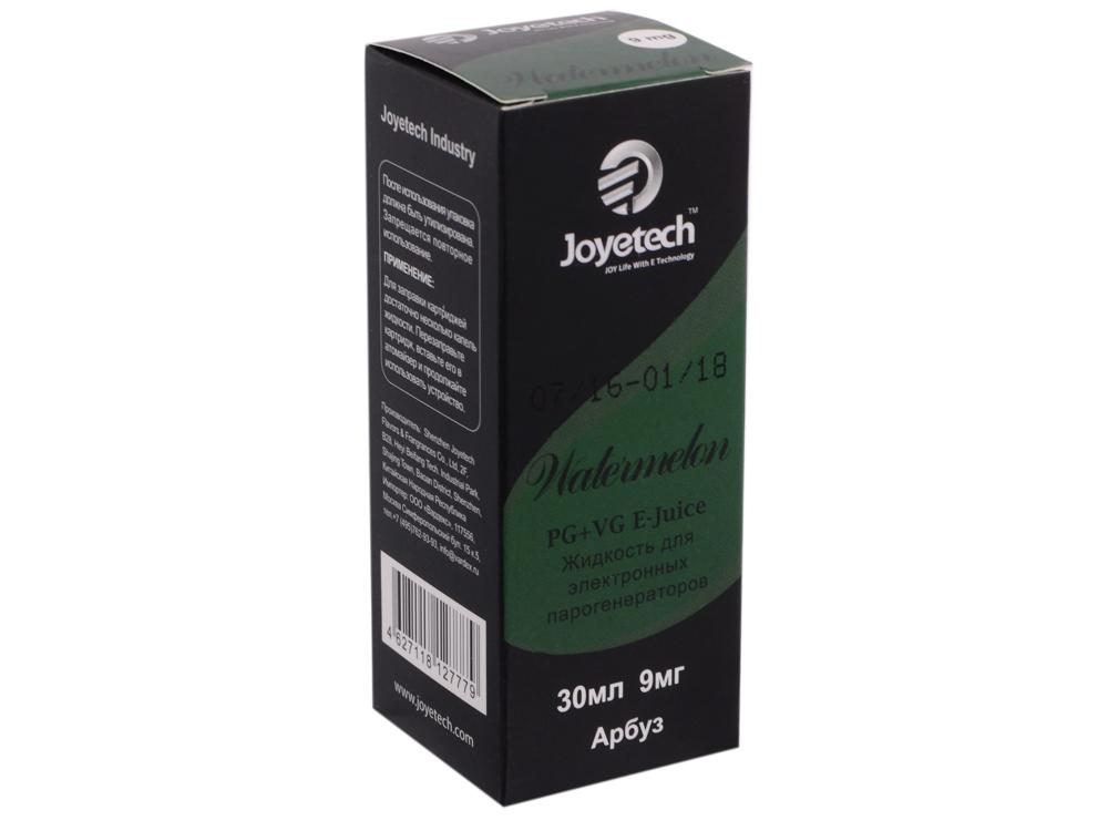 Жидкость для заправки электронных сигарет Joyetech Pam Арбуз (9 mg) 30 мл