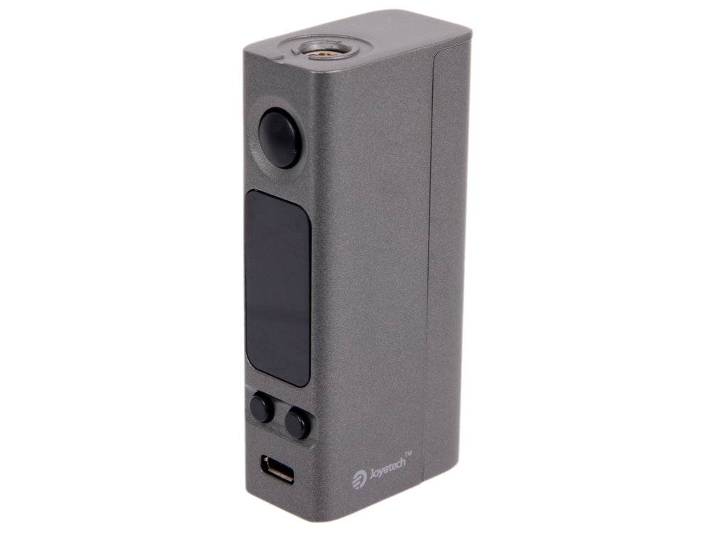 Батарейный мод Joyetech eVic VTwo Mini Simple. 75W, без аккумулятора, серый