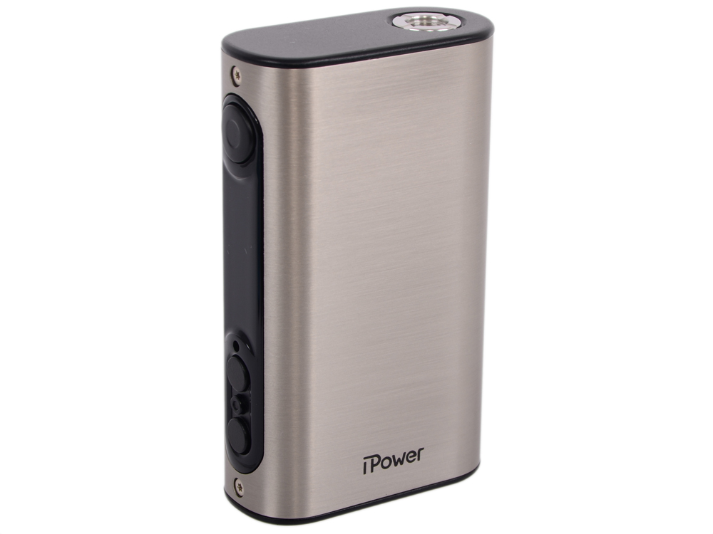 Батарейный мод Eleaf iPower, 5000 mAh, 80 W, стальной
