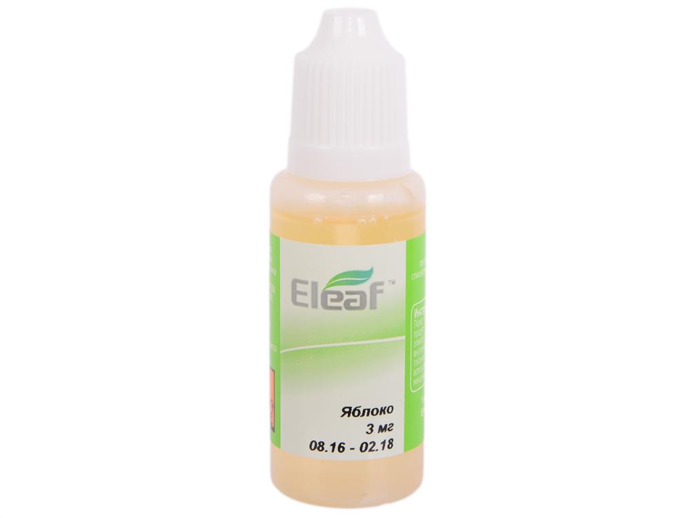 Жидкость для заправки электронных сигарет Eleaf Табачная смесь №4 (0 mg) 20 мл