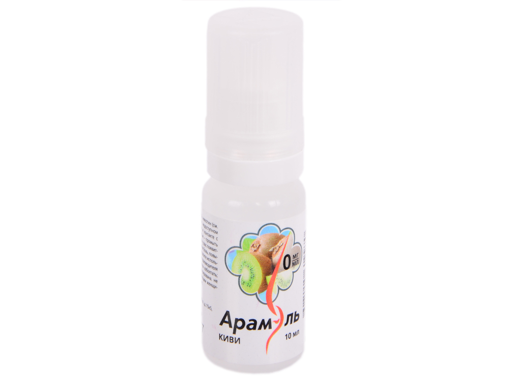 Жидкость для заправки электронных сигарет Арамэль Киви (0 mg) 10 мл
