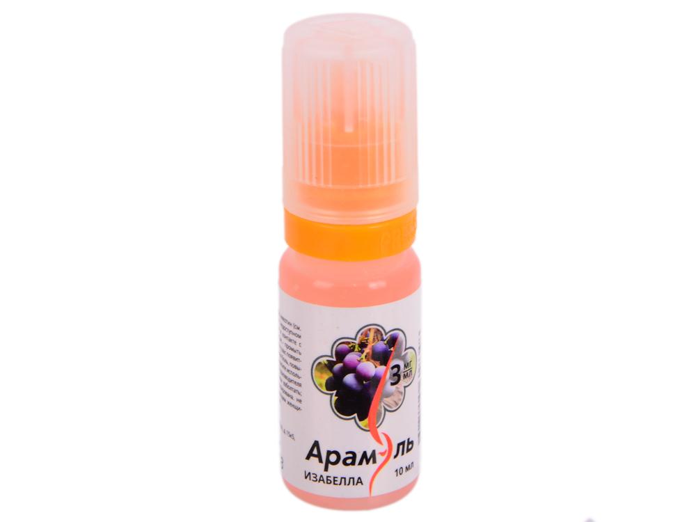 Жидкость для заправки электронных сигарет Арамэль Изабелла (3 mg) 10 мл