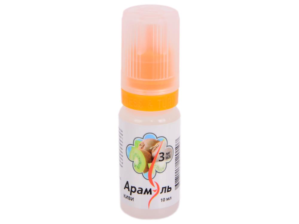 Жидкость для заправки электронных сигарет Арамэль Киви (3 mg) 10 мл