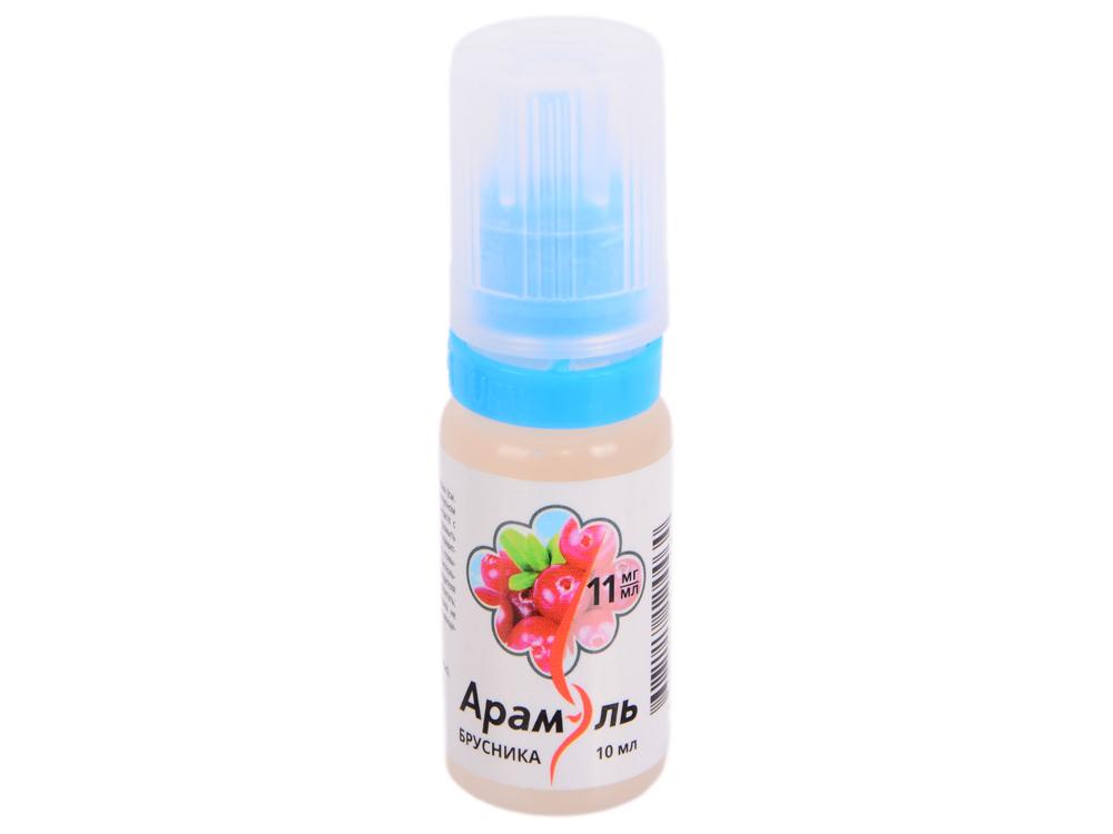 Жидкость для заправки электронных сигарет Арамэль Брусника (11 mg) 10 мл