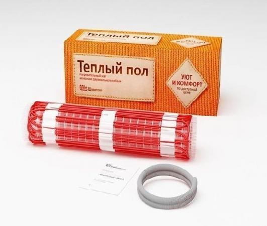 Теплый пол WARMSTAD WSM-220-1.50 Двужильный мат под плитку rehau мат двужильный 160 w m2 полимер в плиточный клей 0 5х8 м