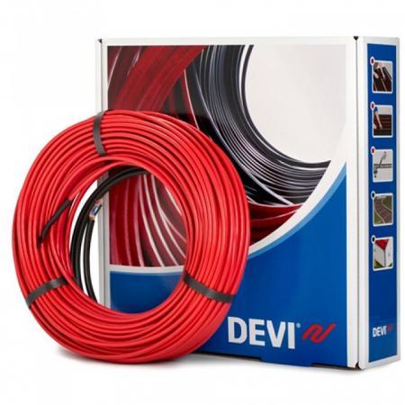 140F1241 Deviflex кабель 18Т 615 Вт 230В 37 м кабель в стяжку нагревательные секции devi deviflex кабель 18т 820 вт 230 в 44 м