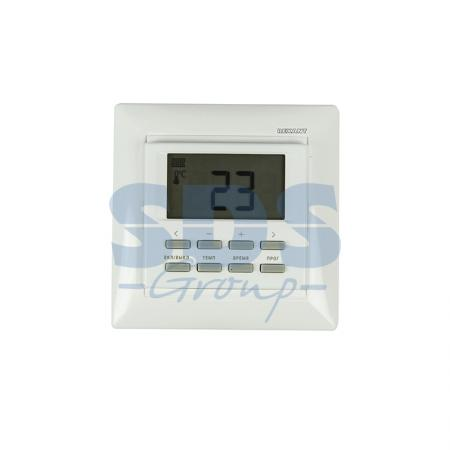 цена на Терморегулятор программируемый RX-527H (белый) REXANT (совместим с Legrand серии Valena)