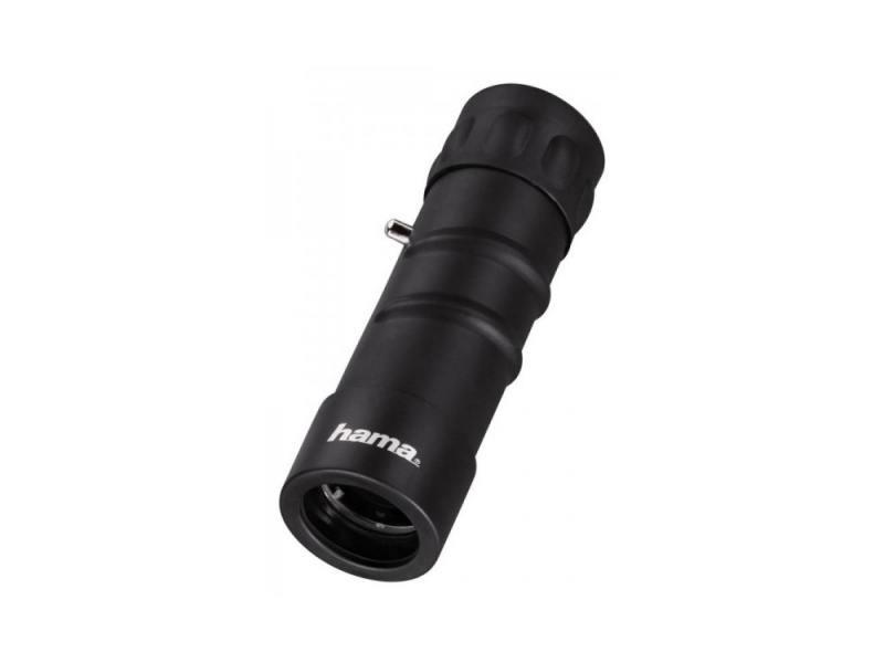 Бинокль Hama 00002808 Optec 10х25 черный Моноколь бинокль bushnell powerview roof 10х25 камуфляж