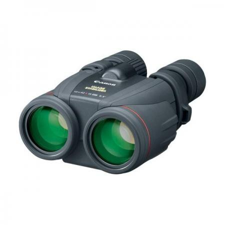 Бинокль Canon 10x42 L IS WP 0155B010 бинокль canon 10x 30мм binocular is ii черный 9525b005