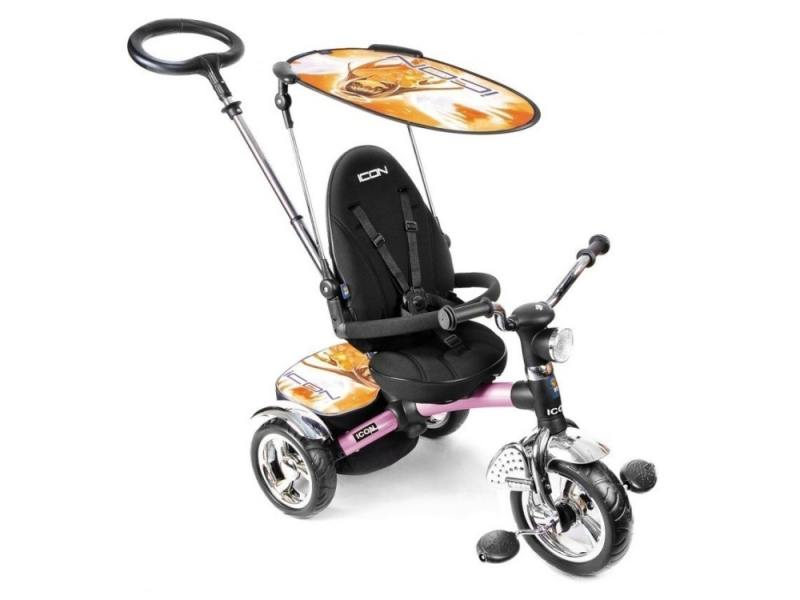Велосипед трехколёсный Lexus Trike Icon 3 RT Original fuksia angel 2013 велосипед wheeler runner 2013