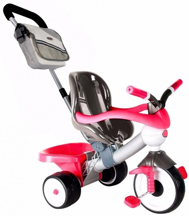 Велосипед трехколёсный Coloma Comfort ANGEL PINK Aluminium розовый 2280212 велосипед coloma comfort angel di orange с игровой панелью оранжевый 46581