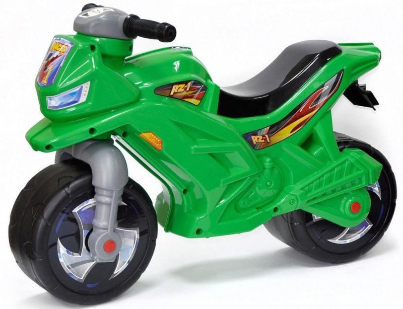 Каталка-беговел двухколёсный RT Мотоцикл Racer RZ 1 зеленый ОР501 huawei mediapad t1 lte 8 16gb [t1 821l ] 8 silver white 8 1280x800 16 гб wi fi bluetooth 3g 4g lte gps глонасс android 4 3