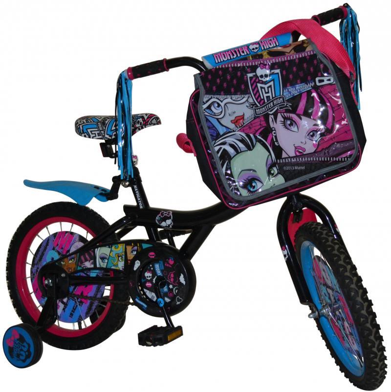 """Велосипед двухколёсный Navigator Monster High 16"""", MH-тип, ВН16050"""