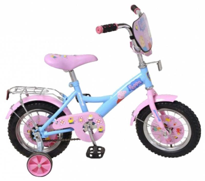 Велосипед двухколёсный Навигатор Навигатор Peppa Pig,KITE-тип ВН12079