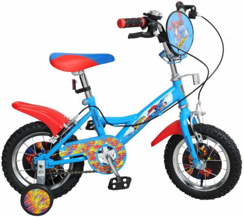 Велосипед двухколёсный Навигатор Супермен,KITE-тип