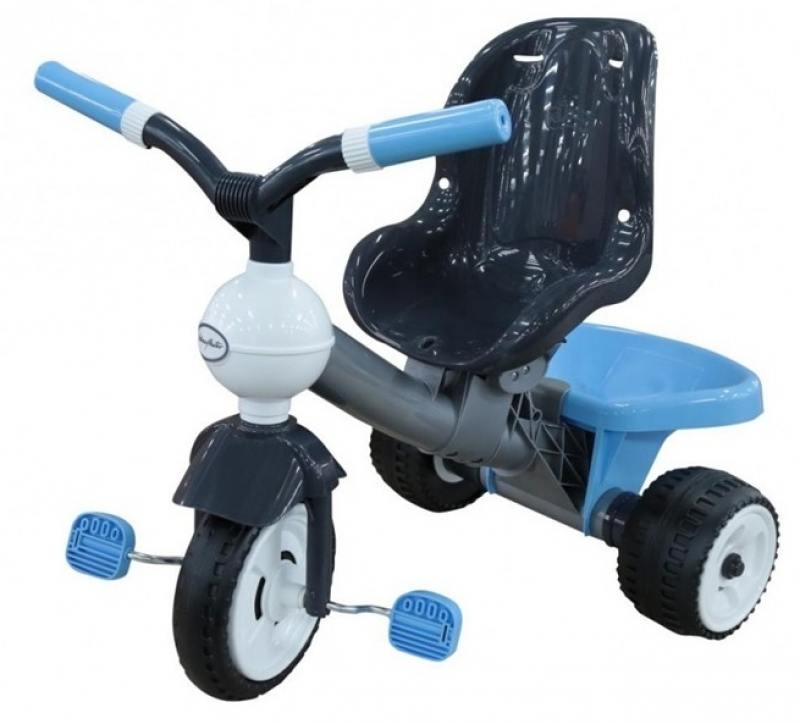 Велосипед трехколёсный Полесье Амиго 46161