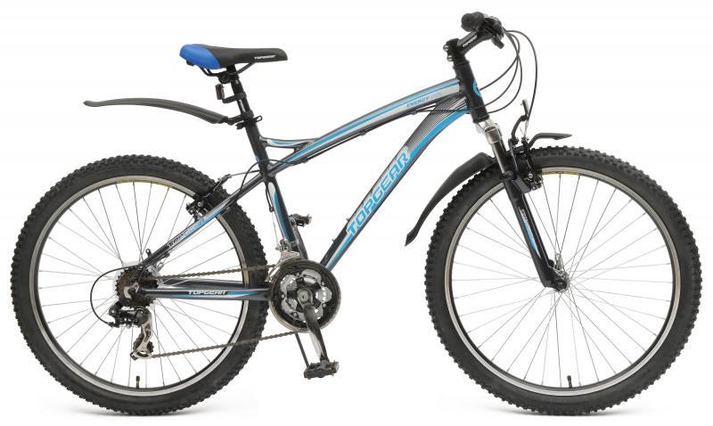 Велосипед двухколёсный Top Gear Energy 26 серо-голубой 410AL ВН26381 велосипед geuther велосипед my runner серо зеленый