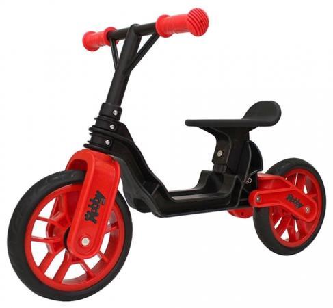 Беговел двухколёсный RT Hobby bike Magestic black ОР503