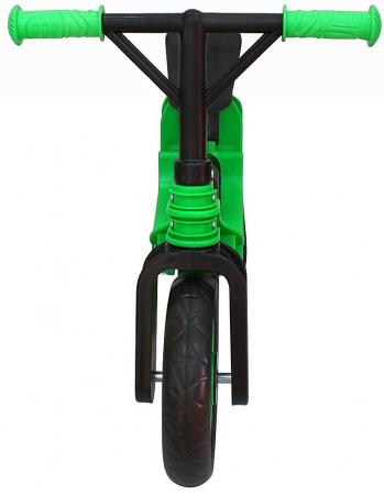 Беговел двухколёсный RT Hobby bike Magestic kiwi black ОР503