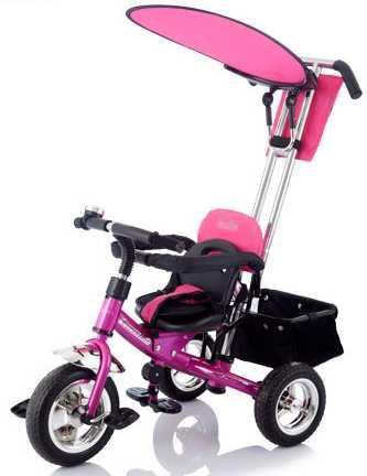 Jetem, Велосипед трехколесный Lexus Trike Next Generation (10%) розовый jetem picnic s 102 violet