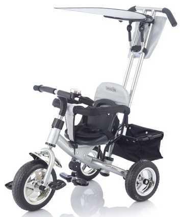 Jetem, Велосипед трехколесный Lexus Trike Next Generation (10%) серебро трехколесный велосипед lexus trike next pro ms 0521 фуксия