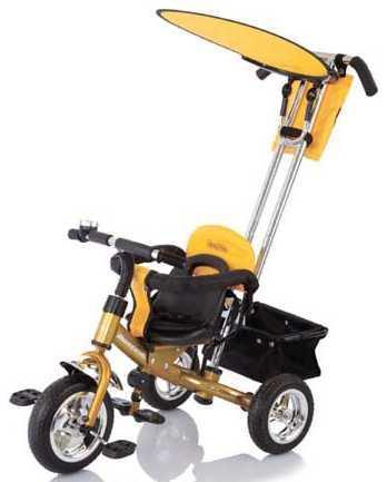 Jetem, Велосипед трехколесный Lexus Trike Next Generation (10%) желтый трехколесный велосипед lexus trike next pro ms 0521 фуксия