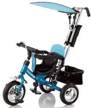 Jetem, Велосипед трехколесный Lexus Trike Next Generation (10%) синий трехколесный велосипед lexus trike next pro ms 0521 фуксия