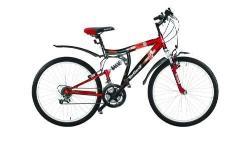 Велосипед двухколёсный Top Gear Storm 120 черно-красный ВН26217Н